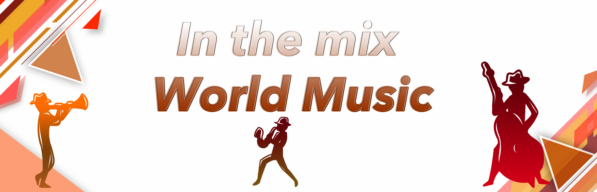 In the mix – world music