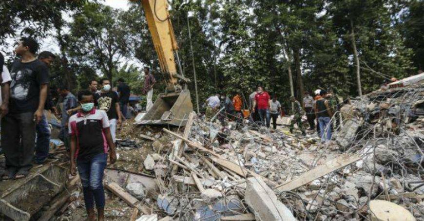 TRM - Magnitude 6 quake strikes south of Indonesia's Sumbawa