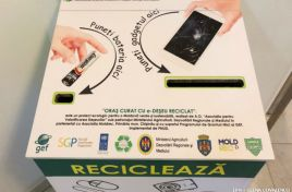 Electronic waste collected last year by 100 tons larger than in 2017
