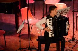 Young Moldovan became the best accordion player in the world