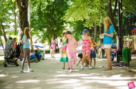 Summer camp in Soroca reopened its doors
