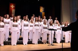 "A new performance for the ""Cantemus"" Choir from Chisinau"